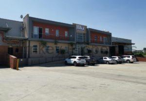5,055 m² Industrial Property to Rent Midrand Corporate Park South