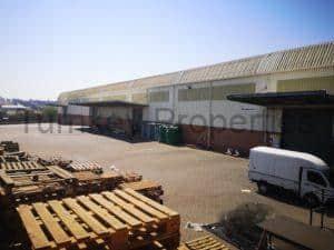 3423m² warehouse to let midrand Tillbury Business Park