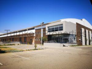 7312m² warehouse to let midrand N1 Business Park