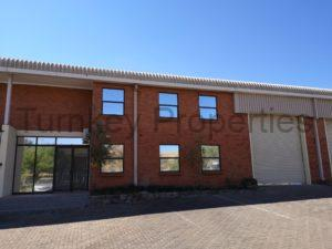 600m² warehouse to let midrand midpark