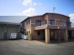 745m² warehouse to let midrand Capital hill