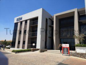 161m² office to let midrand Hertford office park