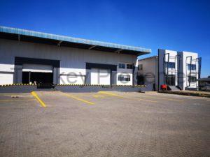 5483m² warehouse to let midrand corporate park north