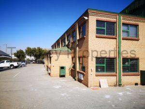 2,244 m² Warehouse to Rent Midrand Corporate Park South
