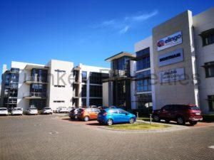 700m² offices to let midrand Maxwell office park