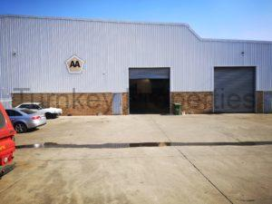2,244 m² Industrial Property to Rent Midrand Corporate Park South