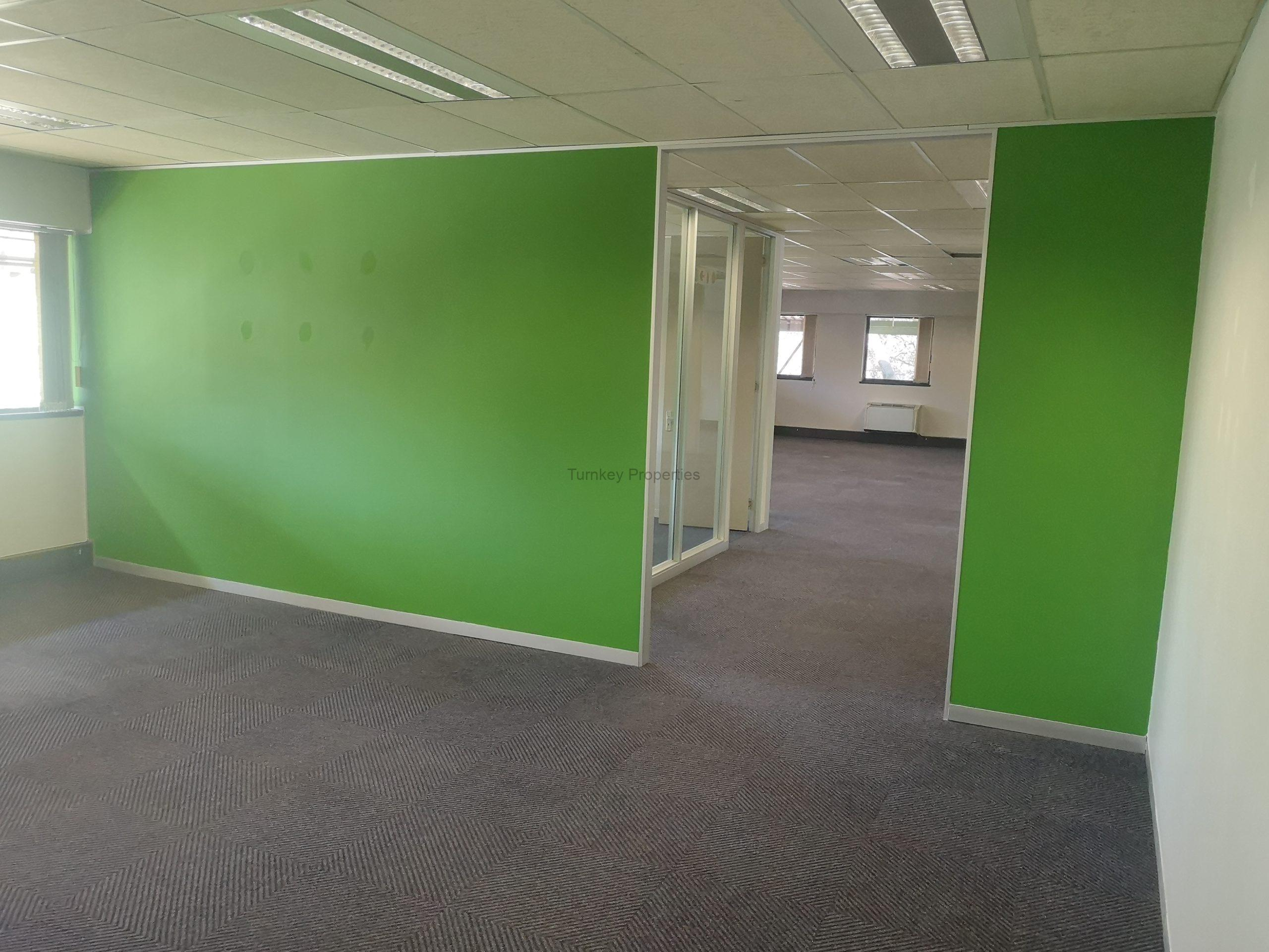 516 m² Office Space to Rent Midrand Central Park