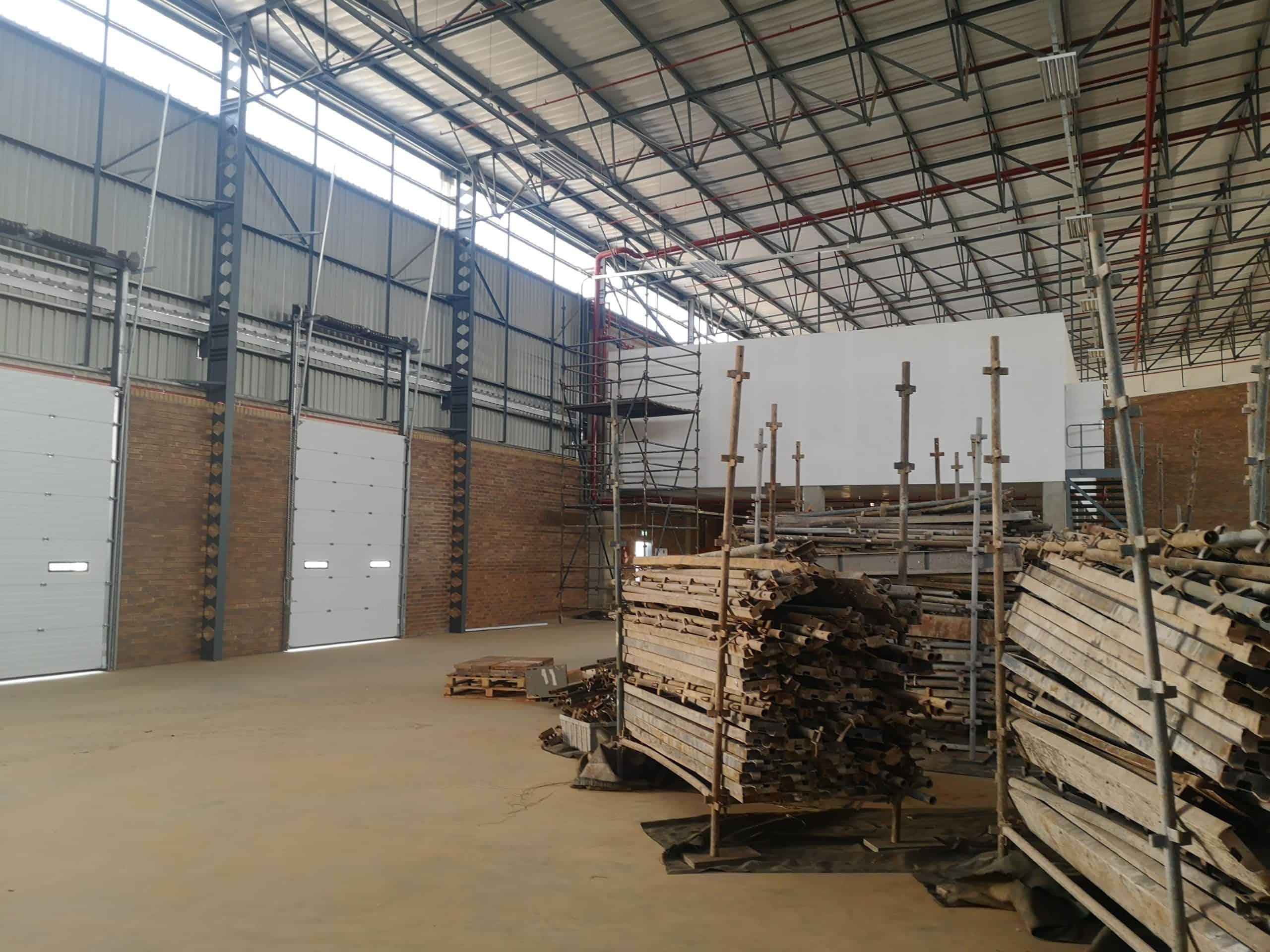 3572m² Warehouse to Rent in Pomona Precinct