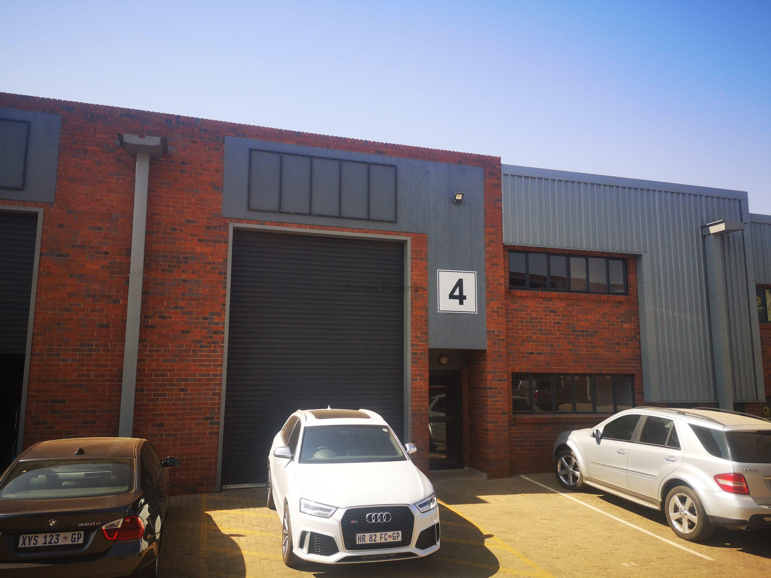472m² Warehouse to Rent Sable Industrial Park, Pomona