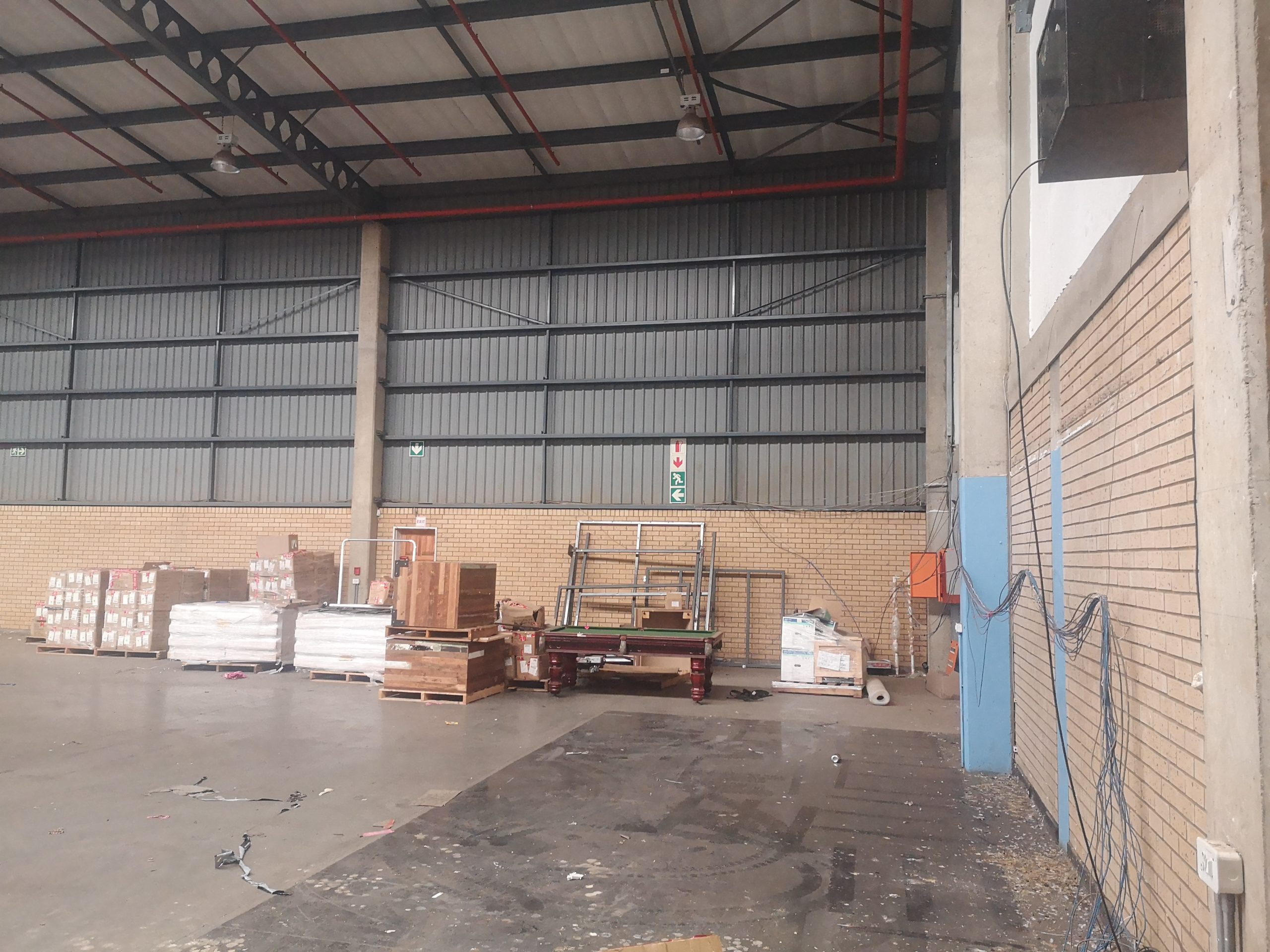 2,275 m² Warehouse to Let Pomona Mirabel Industrial Park