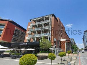 1,295 m² Office Space to Rent Melrose Arch 34 Whiteley Road