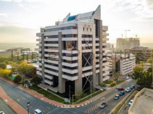 340 m² Office Space to Rent Sandton Fredman Towers