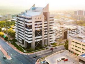 279 m² Office Space to Rent Sandton Fredman Towers