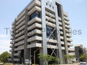 154 m² Office Space to Rent Sandton Fredman Towers