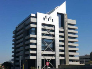 257 m² Office Space to Rent Sandton Fredman Towers