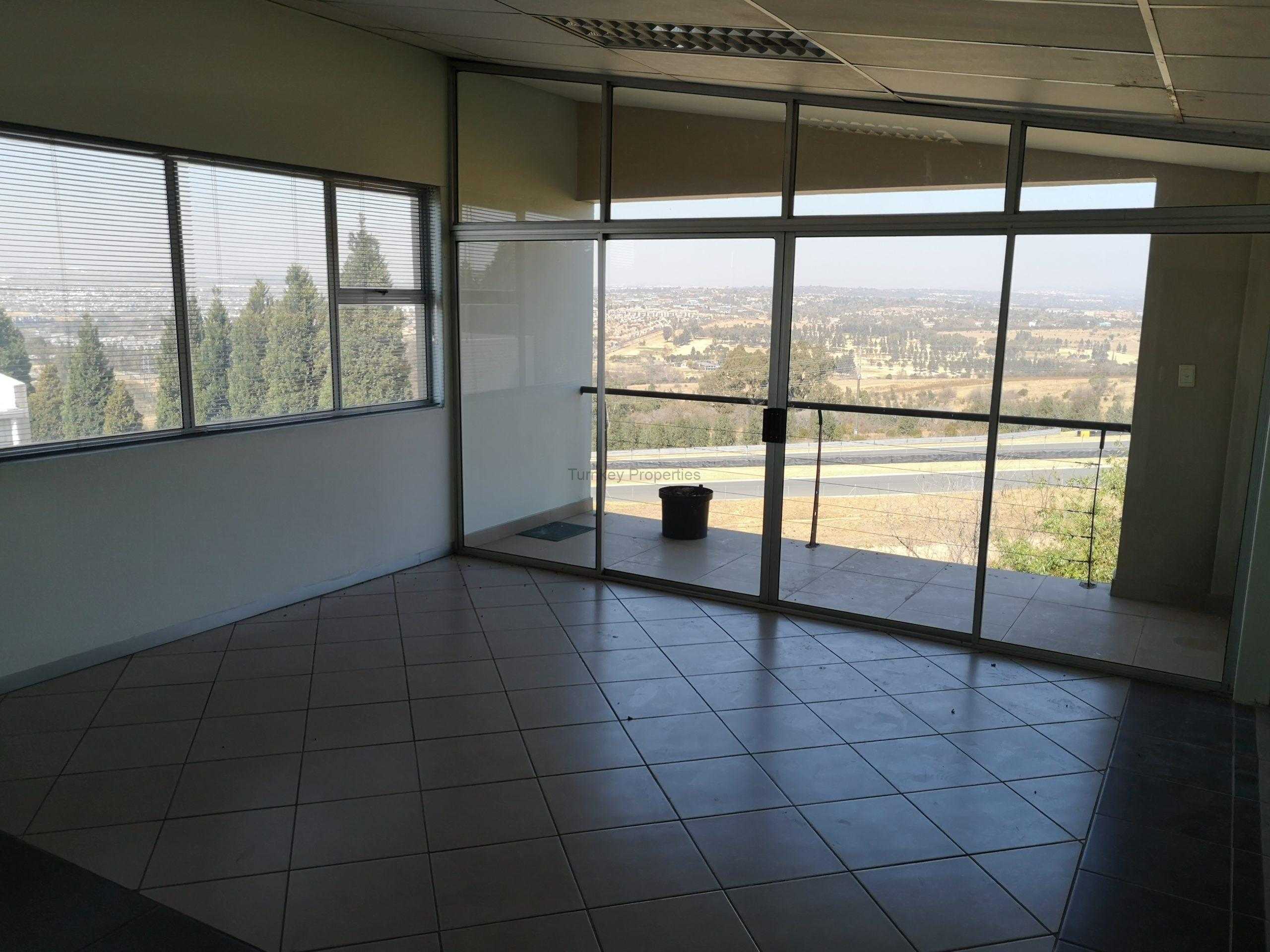 356m² office to let midrand Kyalami Business Park