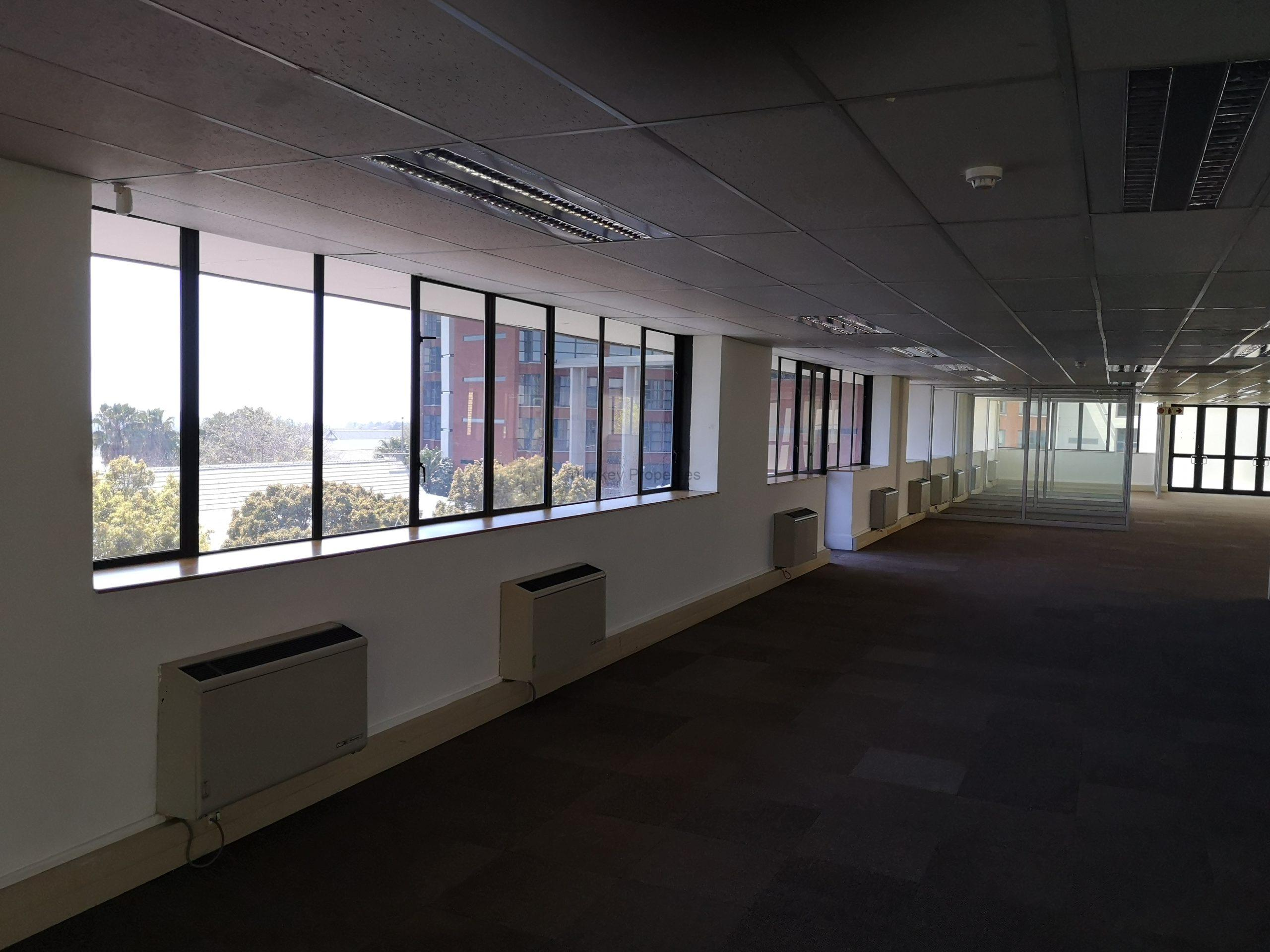 350m² office space to rent constantia office park