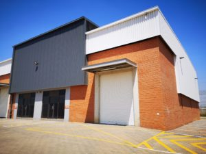 530 m² Warehouse to Rent Linbro Park –  Edge logistics park