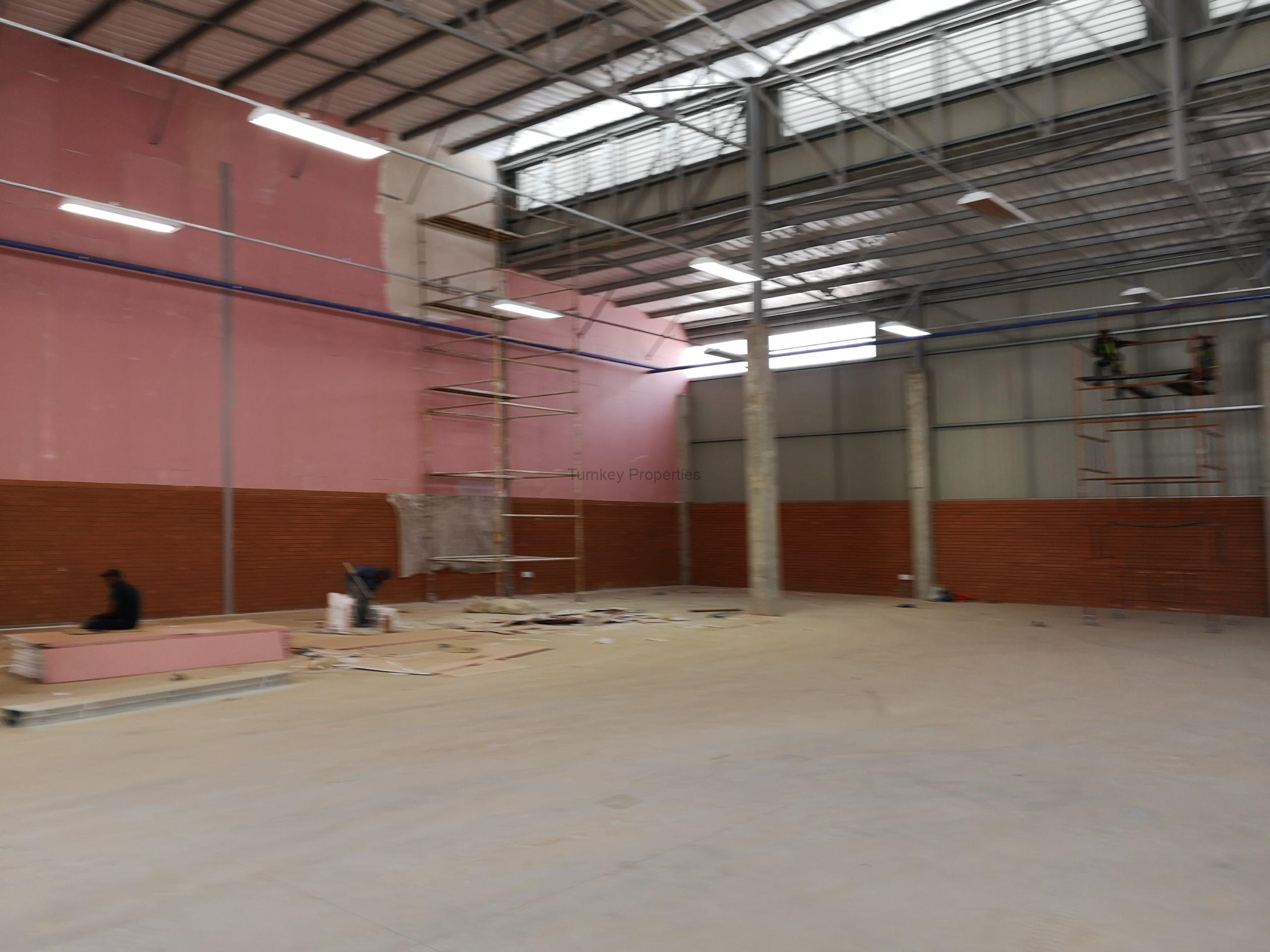 856 m² Warehouse to Rent Linbro Park