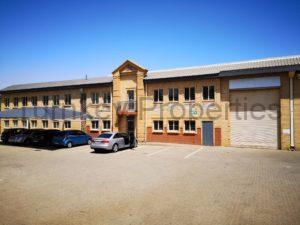 536 m² Warehouse to Rent Linbro Park