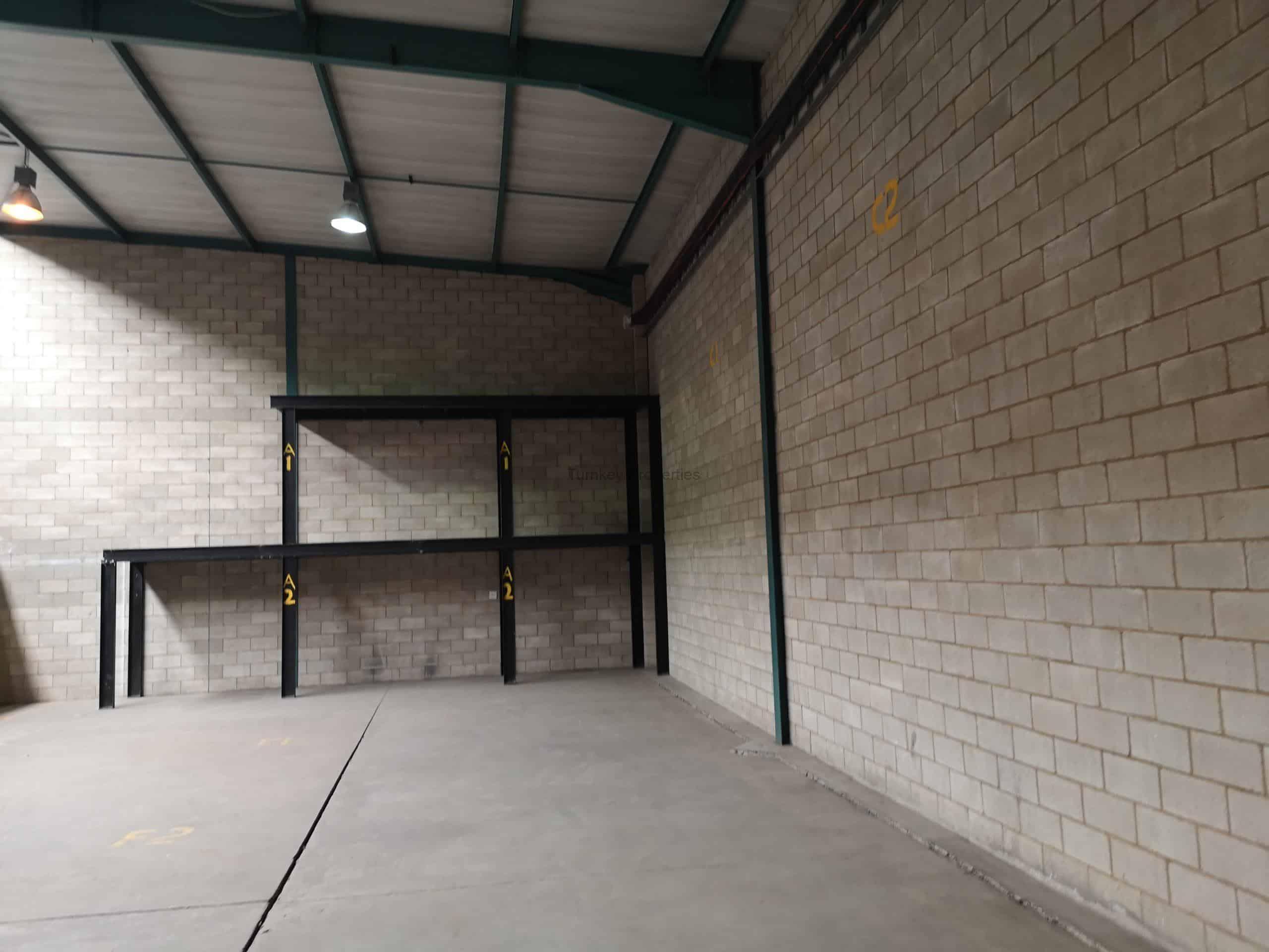 536 m² Warehouse to Rent Linbro Park