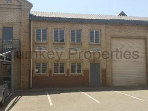 446 m² Warehouse to Rent Linbro Park Linbro business park