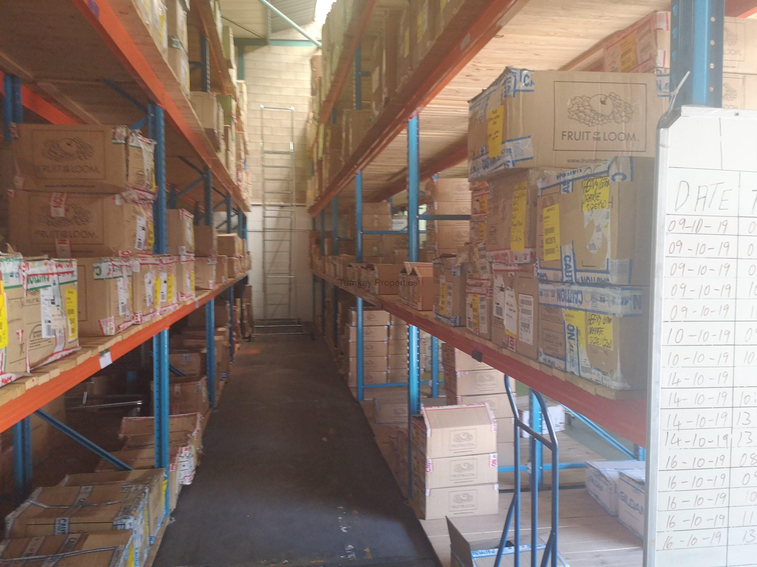 379 m² Warehouse to Rent Linbro Park business park