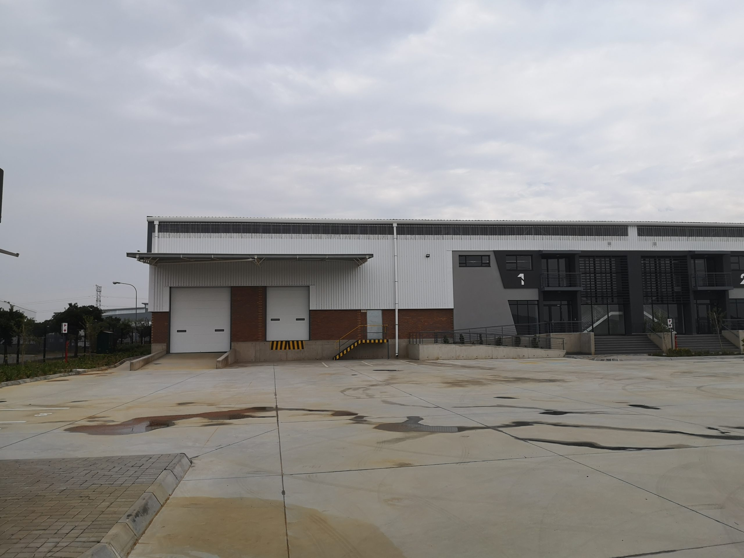 2476m² warehouse to let samrand Samrand circle