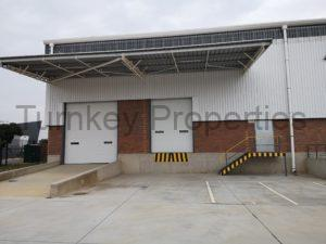 2476m² warehouse to let samrand Samrand circle