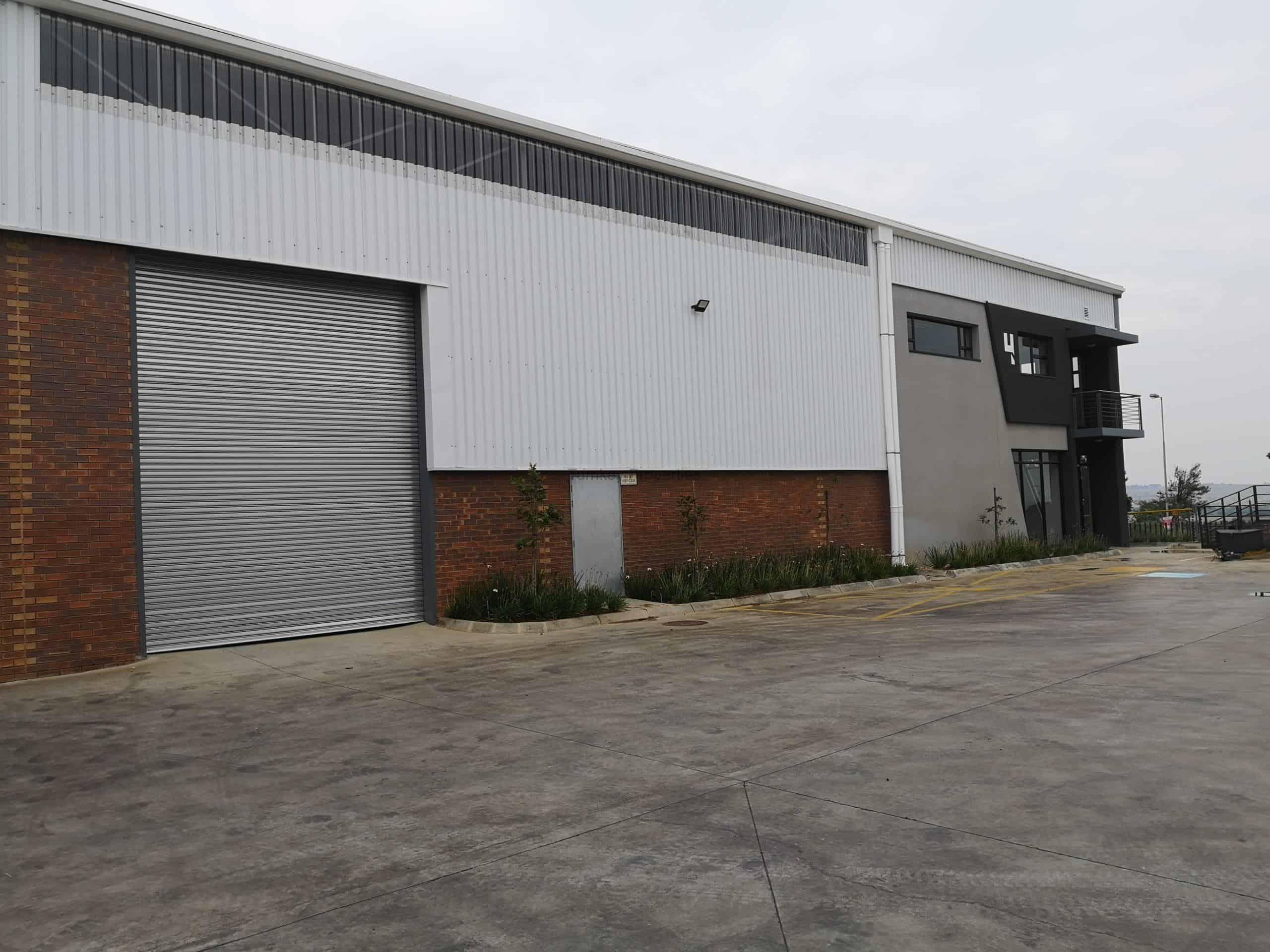1276m² warehouse to let samrand Samrand circle