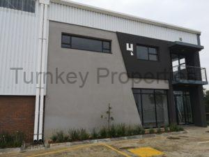1276m² warehouse to let samrand Samrand circle