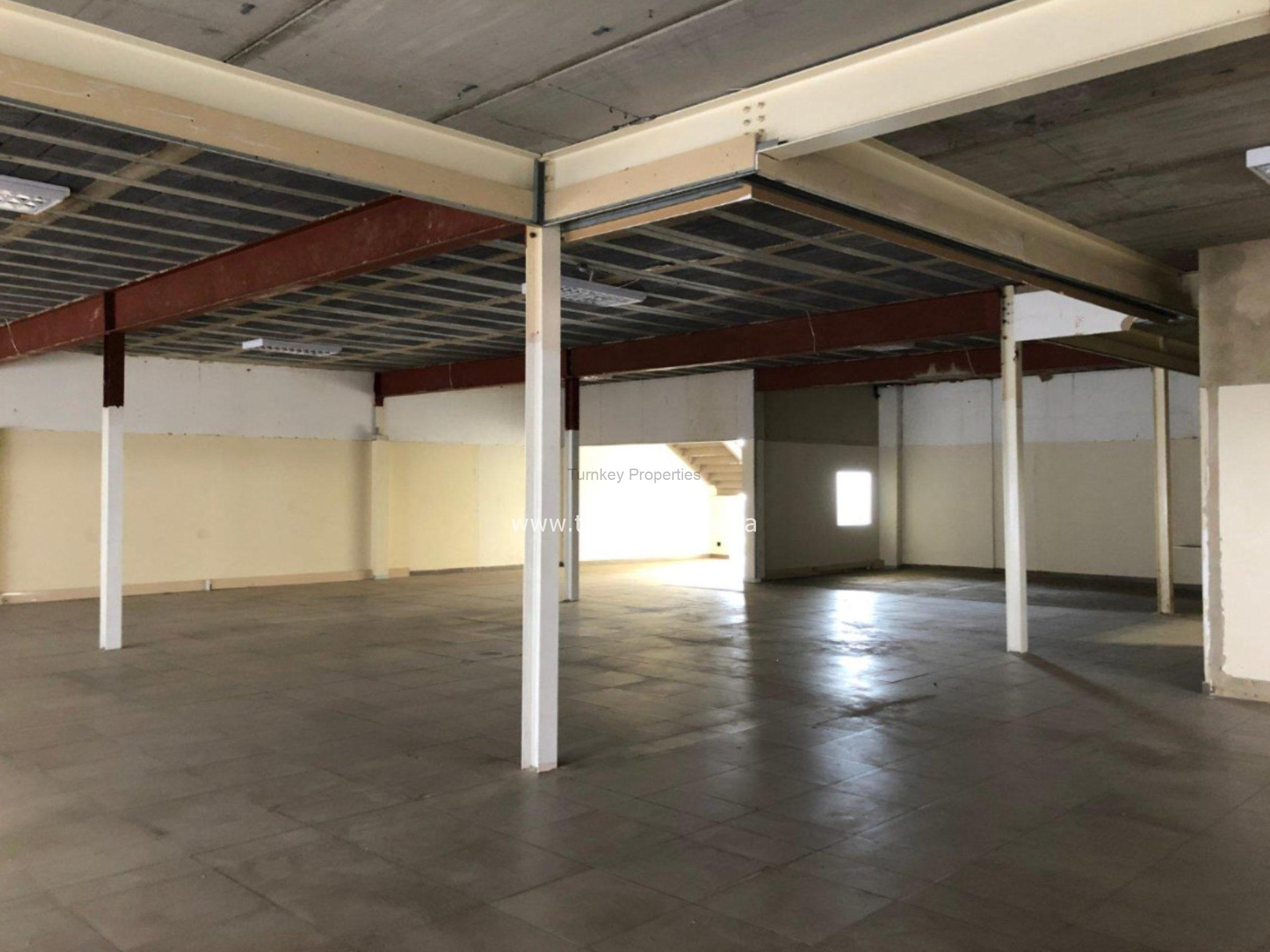 5,483 m² Warehouse to Rent Midrand Corporate Park North