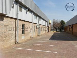 2,590 m² Industrial Property to Rent Midrand Growthpoint Business Park