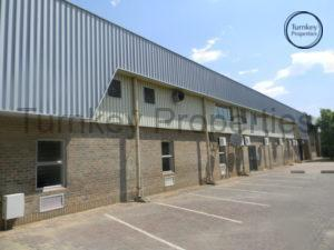 722 m² Industrial Property to Rent Midrand Growthpoint Business Park