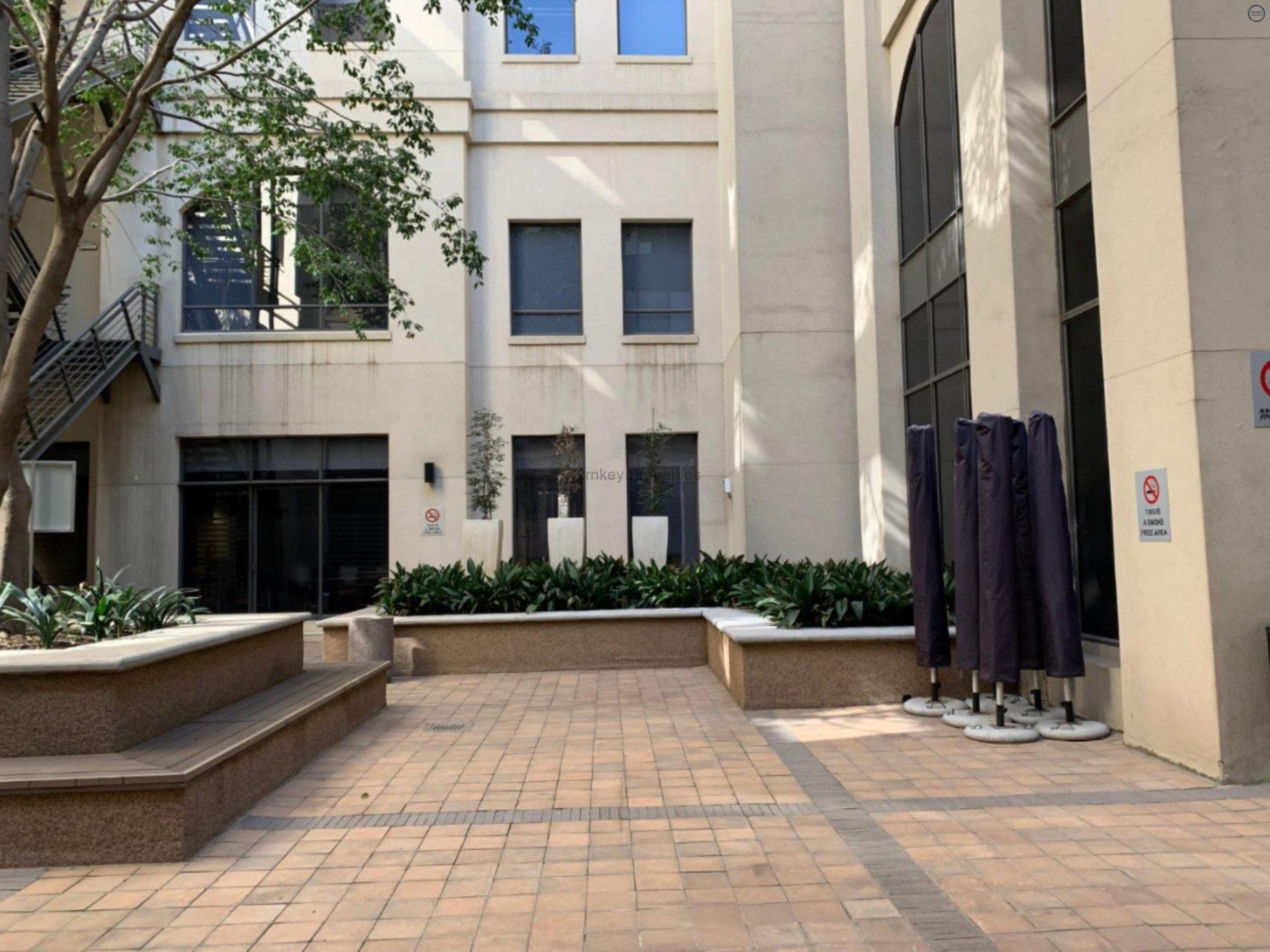 477 m² Office Space to Rent Rosebank 1 Sixty Jan Smuts
