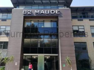 1,124 m² Office Space to Rent Sandton 82 Maude Street