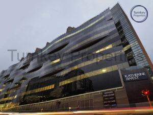 133 m² Office Space to Rent Katherine & West Sandton