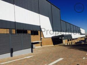 3,595 m² Warehouse to Rent Midrand Midway Park