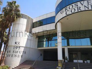 1519 m² Office Space to Rent Rosebank Grosvenor Corner