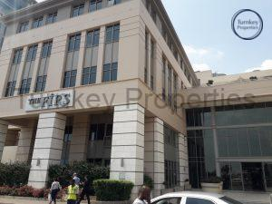 487 m² Office Space to Rent Rosebank The Firs
