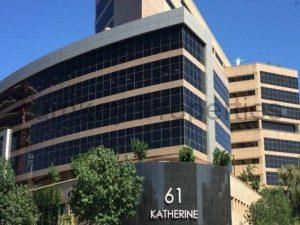 1,327 m² Office Space to Rent Sandton 61 Katherine Street