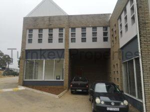 520m² warehouse space to rent Midrand James Crescent