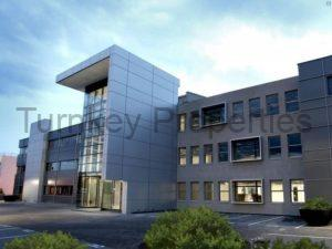 753 m² Office Space to Rent Centurion Lakeside 3