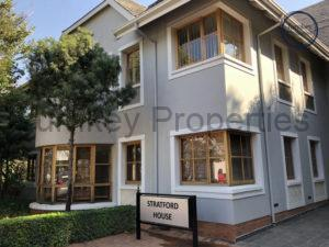 464 m² Office Space to Rent Bryanston The Braes