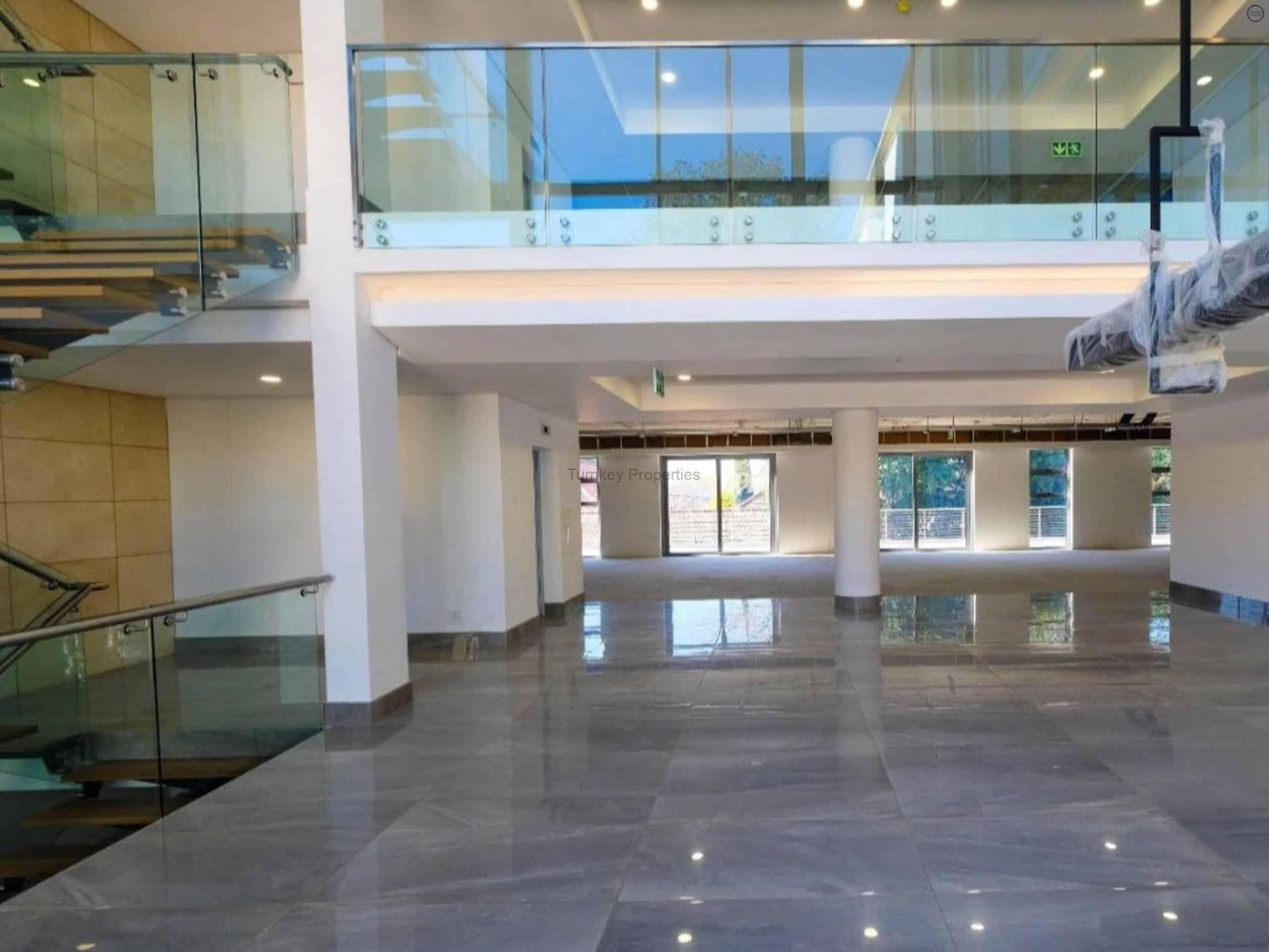 3,515 m² Office Space to Rent Rosebank 18 Glenhove