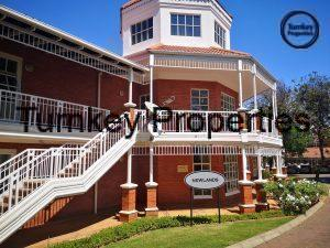 305 m² Office Space to Rent Bryanston The Oval