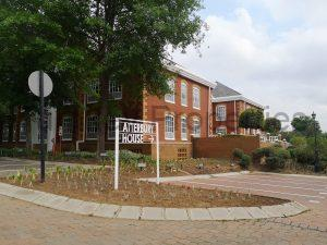 244m² office space to rent bryanston Hampton office park