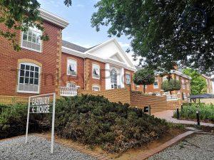 144m² office space to rent bryanston Hampton office park