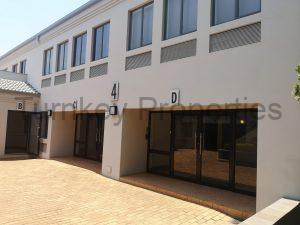 149m² Office Space To Rent Bryanston Bryanston Gate