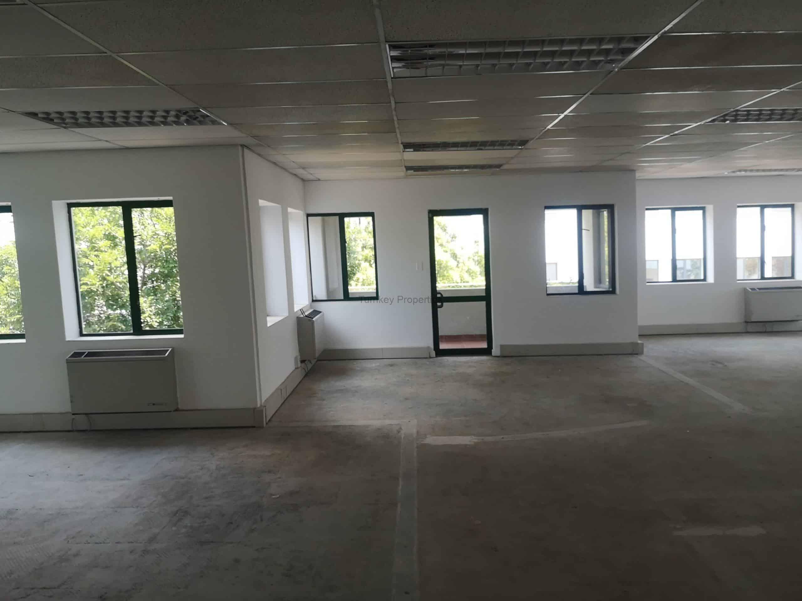 443m² Office Space To Rent Bryanston Bryanston Gate